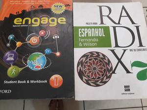 Livros didáticos 7° ano