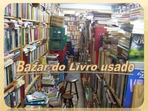 """Livros seminovos e usados """"c.o.m.p.r.o"""" - rj"""