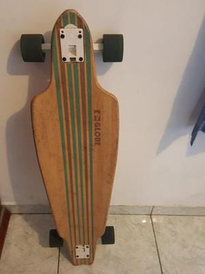 Longboard seminovo