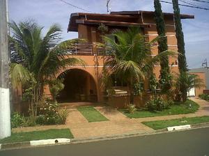 Magnífica residência (cond. terras do fontanário)