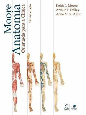 Moore 7ed - anatomia orientada para a clínica
