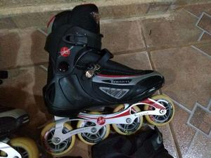 Patins traxart inline - kit completo