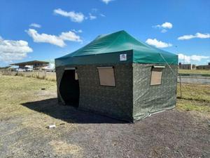 Reboque barraca camping