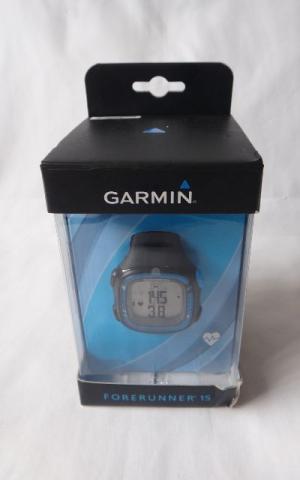 Relógio garmin forerunner 15 gps original