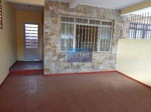 Sobrado residencial para venda e locação, vila costa