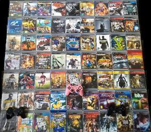 Sony jogos ps3 originais