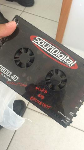 Soundigital SD800.4