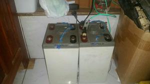Bateria 2 volts 600 amperes