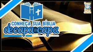 Bíblia - curso bíblico online
