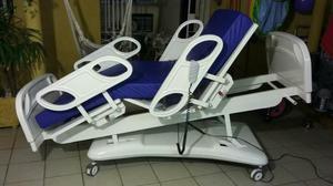 Cama hospitalar eletrica 8movimentos e colchão e altura