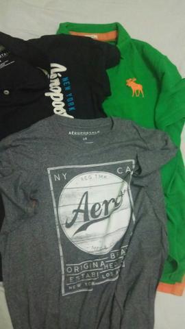 e50e016ab2 Camisas abercrombie originais   REBAIXAS fevereiro