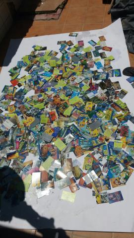 Coleção de cartão telefonico