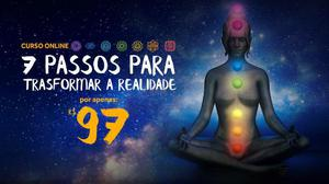 Curso online aprenda a equilibrar os 7 chakras