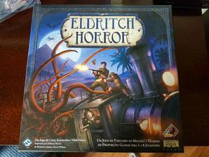 Jogo de tabuleiro - eldritch horror