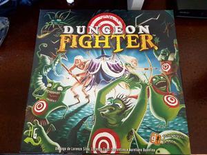 Jogo de tabuleiro dungeon fighter