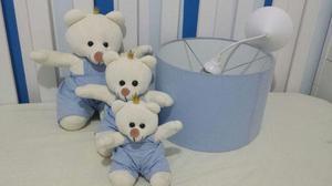 Kit Quarto Menino azul e Branco pouco uso