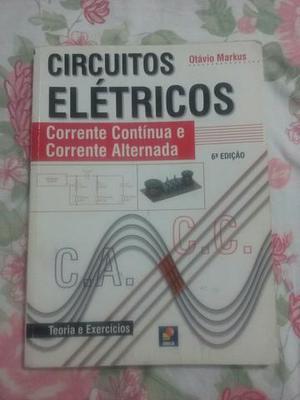 Livro circuitos elétricos corrente contínua e corrente