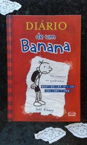 Livro diário de um banana (vol. 1)