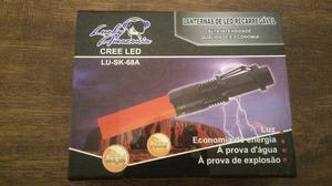 Mini lanterna potente ótima qualidade barato nova lacrada