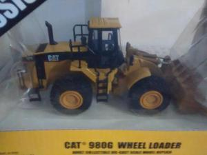 Miniatura caterpillar cat 980g wheel loader