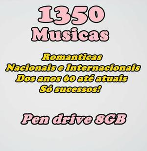Pen drive multilaser novo com musicas 8gb!