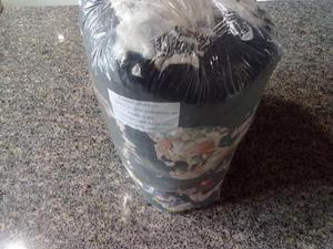 Sobra de retalhos para enchimento de saco de pancada e