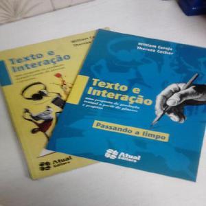 Texto e interação - uma proposta de produção textual a