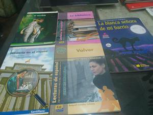 Titulos livros espanhol