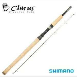 Vara carretilha shimano clarus