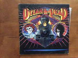 Vinil dylan and the dead