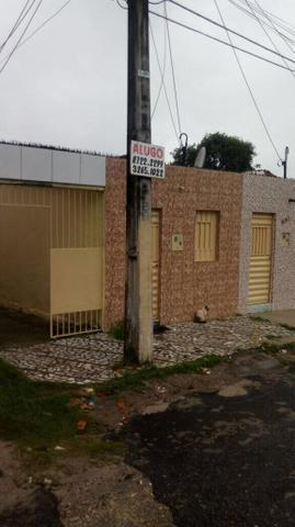 Aluga -se casa r$ 350,00
