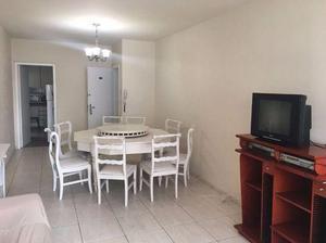 Apartamento p/ temporada 2 dormitórios - centro/bc