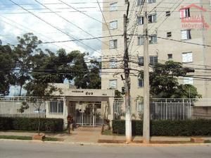 Apartamento residencial para locação, pirituba, são