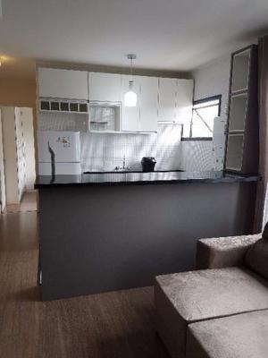 Excelente apartamento alto padrão mobiliado no alto da
