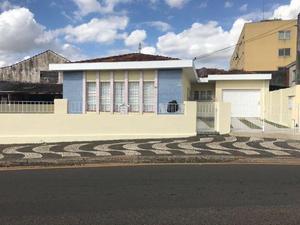 Excelente residência central / comercial / residencial