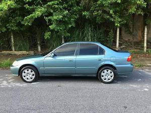 Honda civic sedan lx 1.6 16v aut. 4p