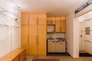 Kitnet residencial para locação, vila clementino, são