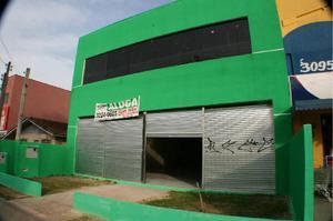 Loja no bairro cidade industrial, 360m², com