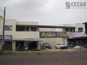Sala comercial para locação com excelência
