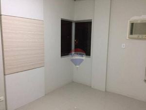 Apartamento 1 quarto, boa viagem - taxas inclusas