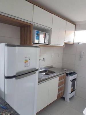 Apartamento - 100% mobiliado - santa monica i - 2 quartos -