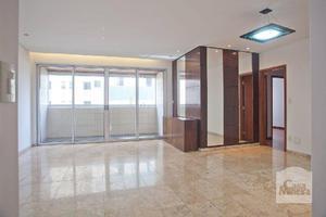 Apartamento, funcionários, 4 quartos, 2 vagas, 1 suíte
