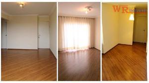 Apartamento residencial para venda e locação, centro,