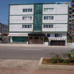 Apartamento residencial à venda, boqueirão, praia