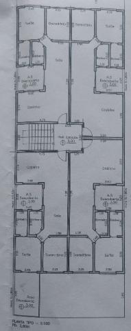 Apartamento s/ condominio - ótima localização - 2 dorm -