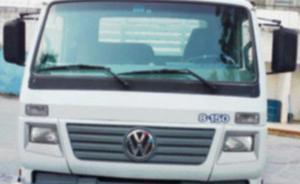 Caminhão volkswagen 8.150