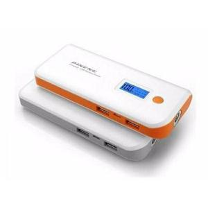 Carregador portátil power bank pineng 10000mah