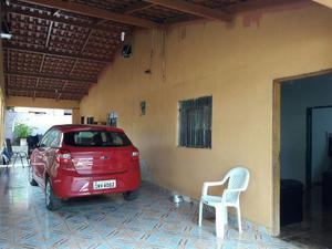 Casa 3 qtos garagem coberta p/3 carros v. jaiara
