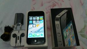 Iphone 4 16gb 4g semi novo na caixa