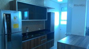 Loft residencial para locação, vila oliveira, mogi das